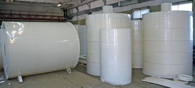Накопительные емкости для воды 1