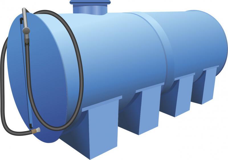 Резервуары большого объема для хранения гсм