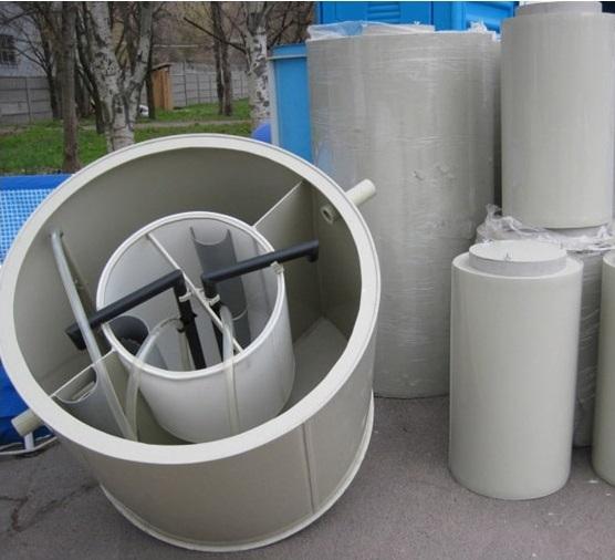 Фильтры водоочистных установок 1